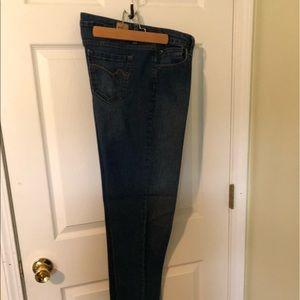 Bandolino jeans sz 12 great pocket detail